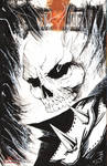 Ghost Rider sketch cover