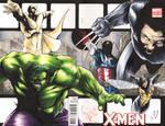 X-Men Sketch cover 3