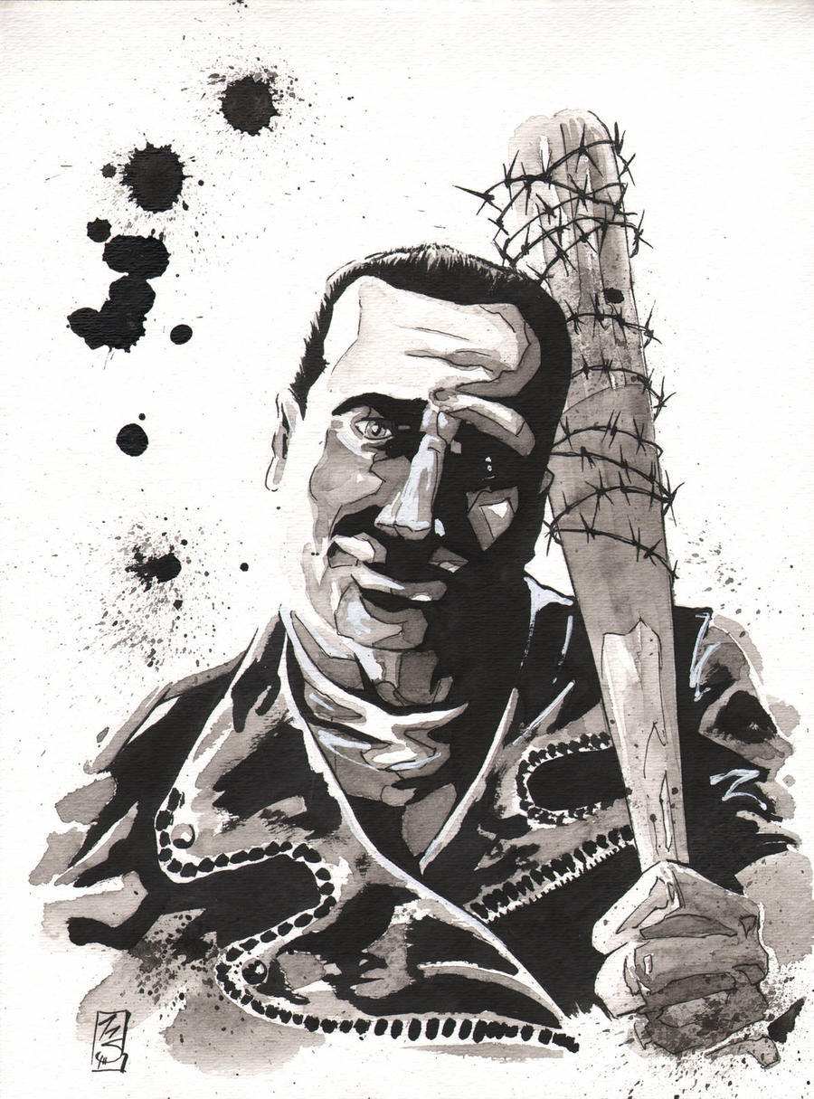 PoE Negan and Lucille