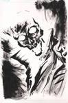 Ghost Rider inktober
