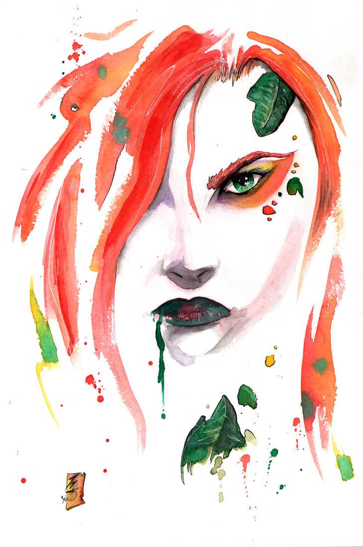 Poisin Ivy by SpaciousInterior