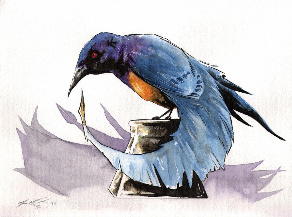 Starling by SpaciousInterior