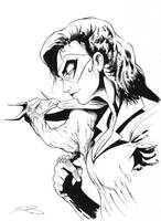 ShadowCat commission by SpaciousInterior