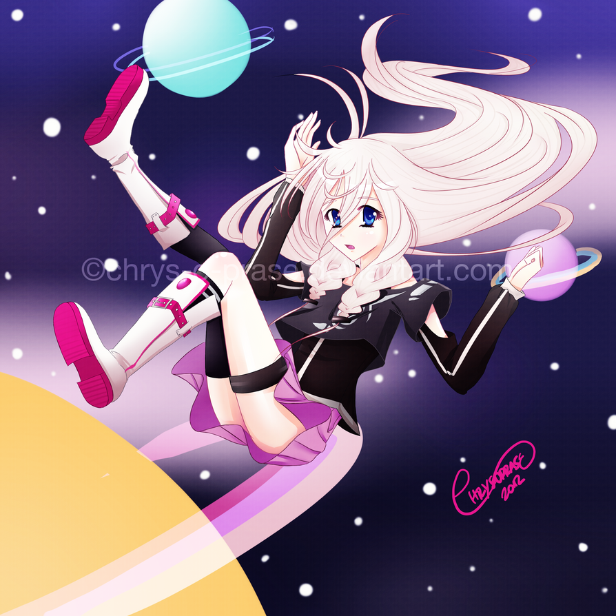 IA - Aria on the Planetes by Chrys-o-prase
