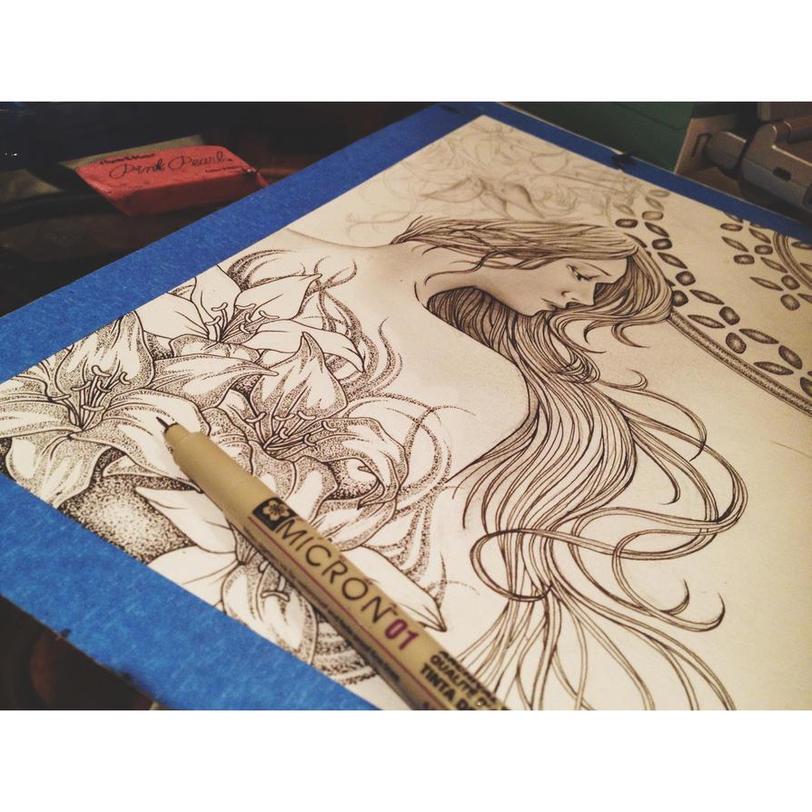 beauty by yuririn1219