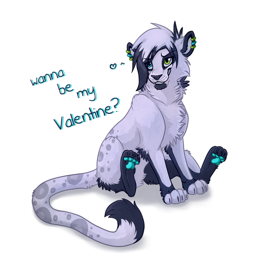 Wanna Be My Valentine? by Ivestro