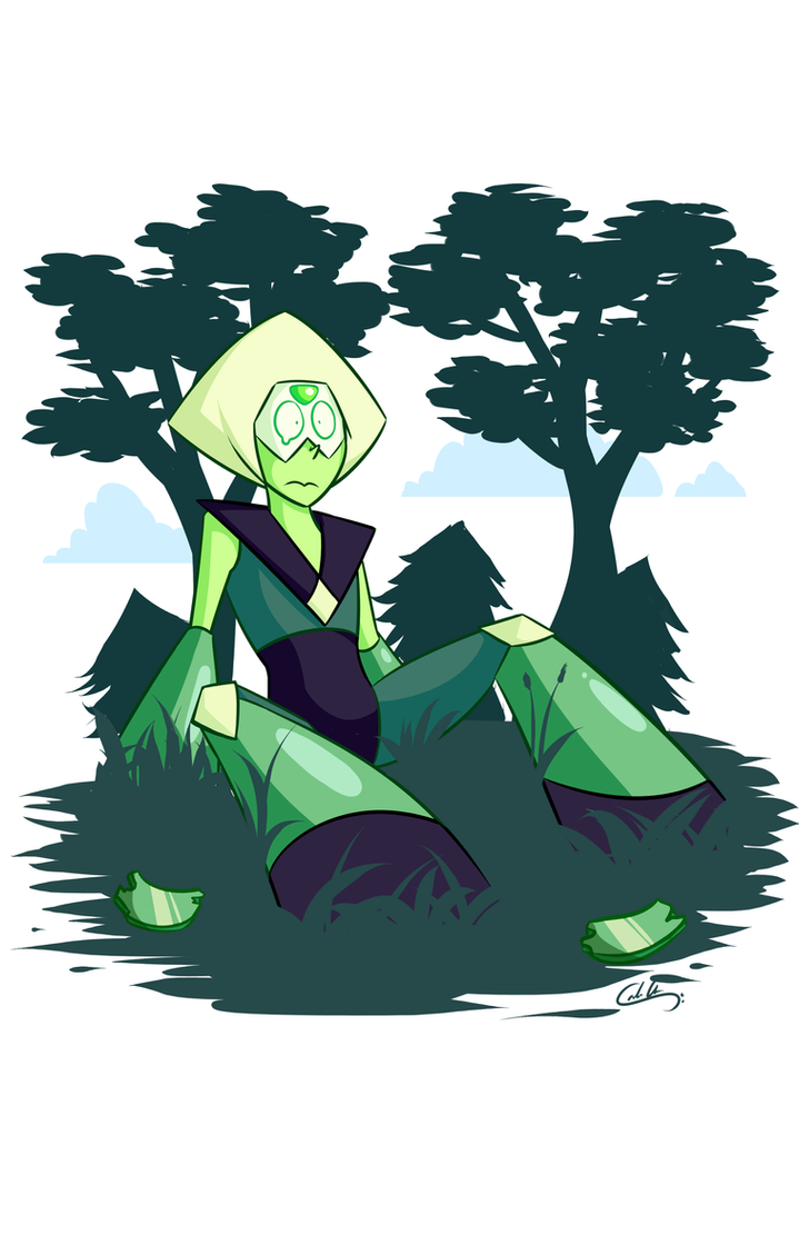 Aka Lime Dorito, Angry Space Dorito, Bae, HyperDanger's waifu, or just Peridot. If you're not watching Steven Universe, do it. That show means so much to me I don't know what to do wtf. Anyways. Th...