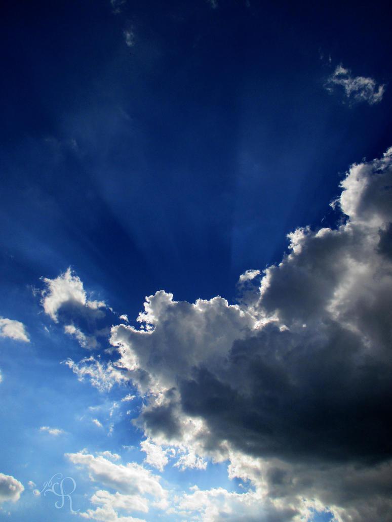 Summer clouds by ReBri