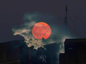 Moon by ReBri