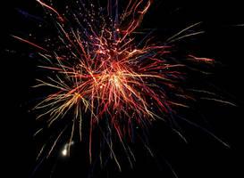 Patriotic Sparks by Citrus-Chickadee