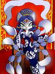 Kitsune Krystal by NOCTORAproject