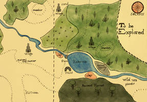 Callisto Colony Game Map