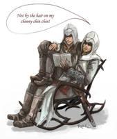 Grandpa Altair by Rahhc