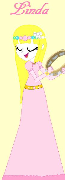 EQG Princess Linda by roseprincessmitia