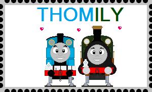 Thomily stamp by roseprincessmitia