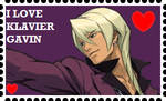 I love Klavier Gavin by roseprincessmitia