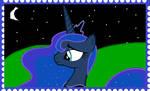 I Support Princess Luna by roseprincessmitia