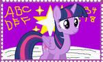 I Support Princess Twilight Sparkle by roseprincessmitia