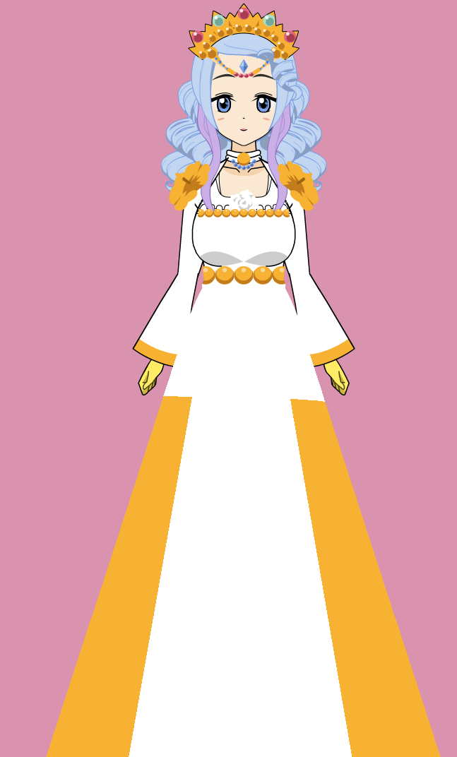 Queen Athena Helios by roseprincessmitia