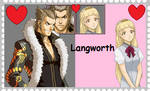 LangxWorth by roseprincessmitia