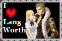 I Love Langworth by roseprincessmitia