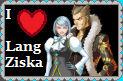 I Love Langziska by roseprincessmitia