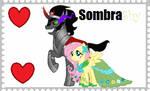 SombraShy stamp by roseprincessmitia