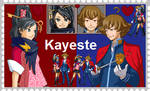 Kayeste by roseprincessmitia