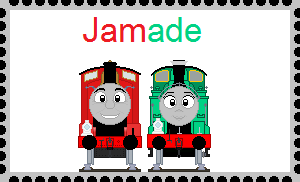 Jamade by roseprincessmitia