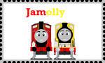 Jamolly by roseprincessmitia