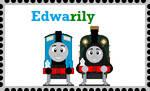 Edwarily by roseprincessmitia