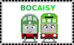 Bocaisy by roseprincessmitia