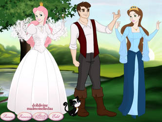 Disney Dick Whittington by roseprincessmitia