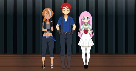 TOE Trio