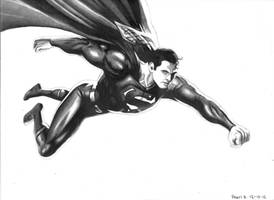 Superman by PearlT