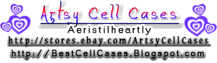 My Artsy Cell Case Logo by Aeristilheartly