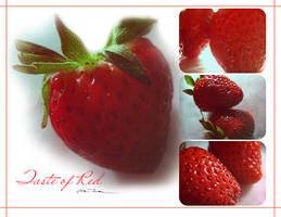 Taste of Red by GieGie