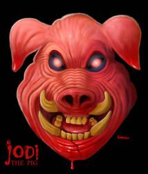 Jody The Pig