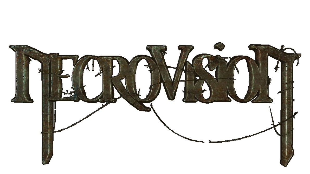 NecroVisioN logo HD Transparent by Fub4rion