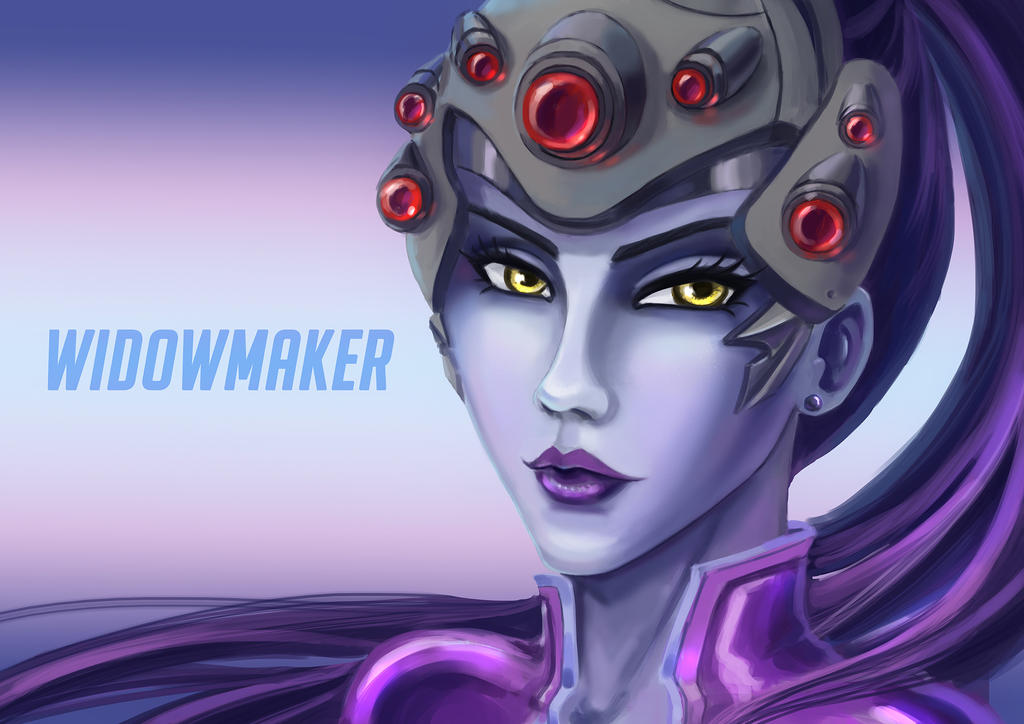 Widowmaker by KamuiEini