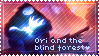 Ori and the blind forest stamp by Ru-x