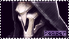Overwatch Reaper Stamp by Ruxree
