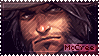 Overwatch McCree Stamp by Ru-x
