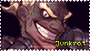Overwatch Junkrat Stamp by Ru-x