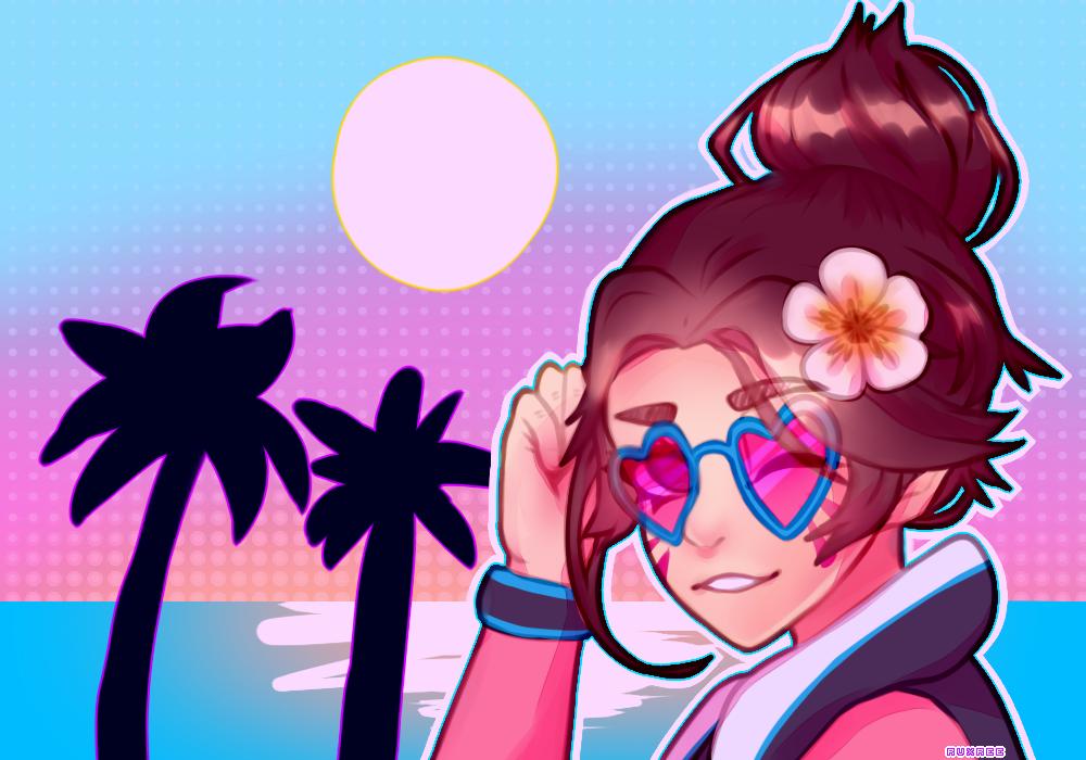 summer dva by Ruxree
