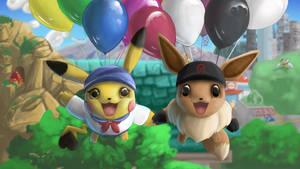 Happy 25th Pokemon Anniversary!