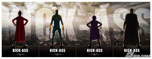 kick ass movie by brekslester