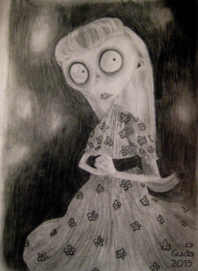 Frankenweenie Weird Girl Weird Girl (Frankenwee...