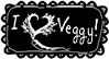 I love Veggy! Stamp by ViolaAtDeviant