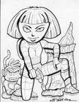 Dora the Explorer / Sci Fi 2.0 Version